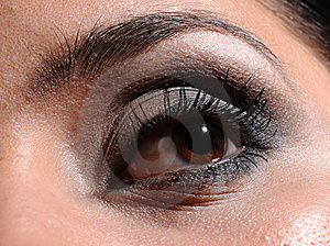 Eye Royalty Free Stock Photography - Image: 8570027