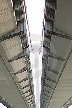 The Bridge Bottom Stock Photos - Image: 8571183