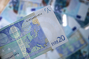 Euros Royalty Free Stock Photos - Image: 8571818