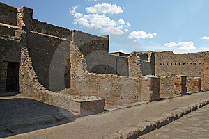 Pompei Stock Images - Image: 8572034