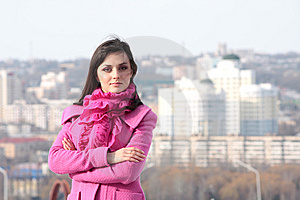 Beautiful Woman Royalty Free Stock Image - Image: 8572066
