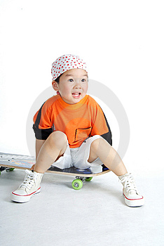 Skateboard Boy Stock Photos - Image: 8572963