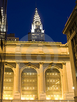 Grand Central Terminal Stock Images - Image: 8573194