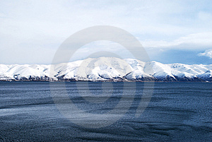 Winter Lake Royalty Free Stock Image - Image: 8573226