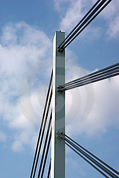 Bridge Construction Stock Photography - Image: 8573622