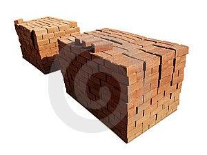 Brick Stock Photo - Image: 8573820