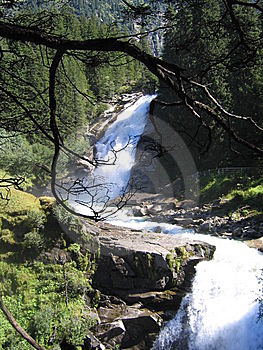 Waterfall Royalty Free Stock Photos - Image: 8573938