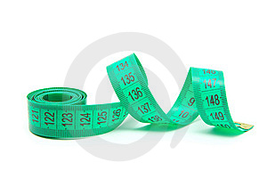 Measuring Tape Royalty Free Stock Photo - Image: 8574695