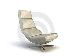 Modern Chair Royalty Free Stock Photos - Image: 8575318