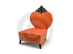 Creazioni Tizzi Poltrona Royalty Free Stock Photography - Image: 8575327