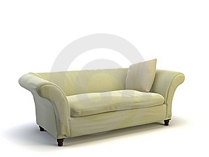 Sofa Stock Image - Image: 8575331