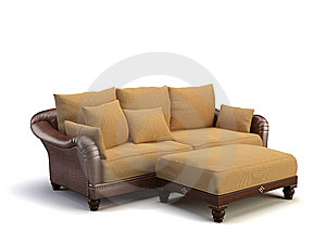 Sofa Royalty Free Stock Photography - Image: 8575337