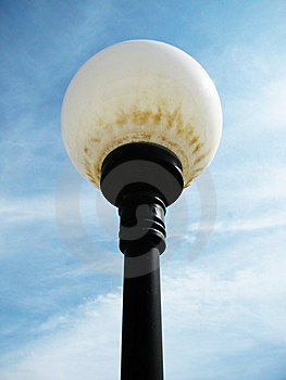 Lampost Stock Image - Image: 8576151
