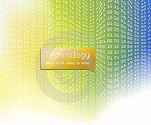 Technology Background Royalty Free Stock Image - Image: 8576886