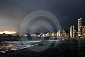 Benidorm Royalty Free Stock Image - Image: 8578176