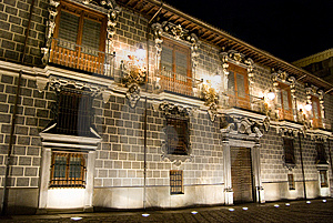 $ce-andalusisch Architectuur Royalty-vrije Stock Fotografie - Afbeelding: 8578207