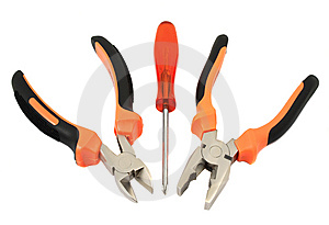 Set Of The Tool Stock Photos - Image: 8578333