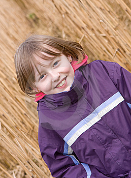 Chilly Girl Stock Photos - Image: 8578513