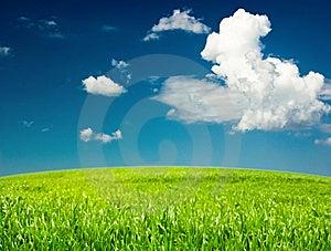 Idyllic Landscape Royalty Free Stock Photography - Image: 8579487