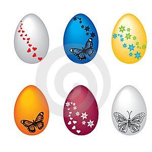 Decorate Eggs Stock Photo - Image: 8579520