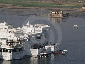 Udaipur Lake Palace Stock Photo - Image: 8579530