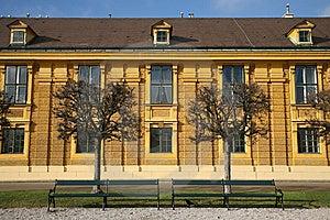 Schronnbrunn Castle, Vienna, Austria Royalty Free Stock Image - Image: 8580036