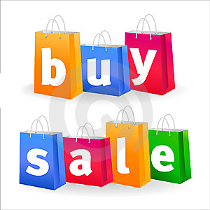 Sale Illustration Royalty Free Stock Image - Image: 8580536