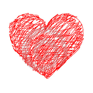 Vector Heart Royalty Free Stock Image - Image: 8580816