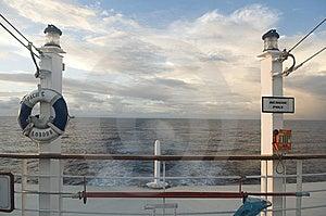 Rescue Pole Royalty Free Stock Image - Image: 8580836