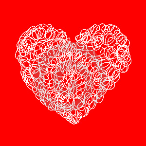 Vector Heart Royalty Free Stock Photography - Image: 8580847