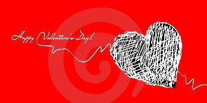 Vector Heart Stock Photos - Image: 8580953