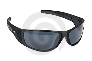 Stylish Sunglasses Stock Image - Image: 8581501