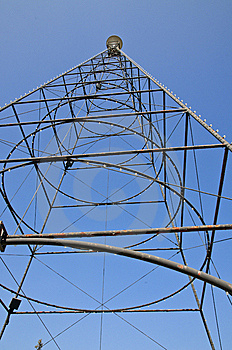 Electric Light Tower Stock Photos - Image: 8581753