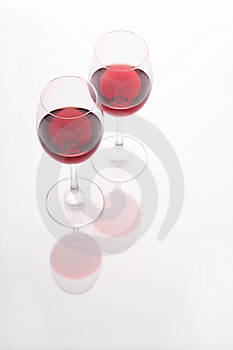 Wine Glasses Stock Images - Image: 8582124
