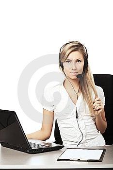 Businesswoman Royalty Free Stock Image - Image: 8582926