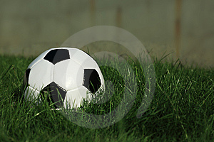 Football Royalty Free Stock Photo - Image: 8583025
