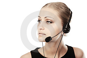 Operator Stock Photos - Image: 8583203