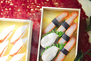 Japanese Sushi Stock Photography - Image: 8583272