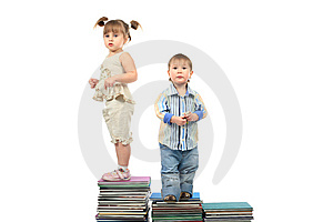 Young Careerists Royalty Free Stock Photos - Image: 8583718