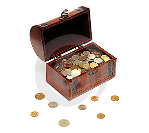 Treasure Royalty Free Stock Image - Image: 8584406