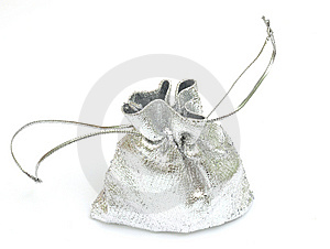 Present Bag Royalty Free Stock Photo - Image: 8584445