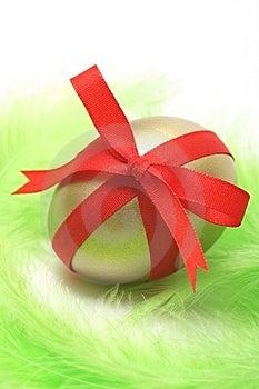 Golden Egg Royalty Free Stock Image - Image: 8584816