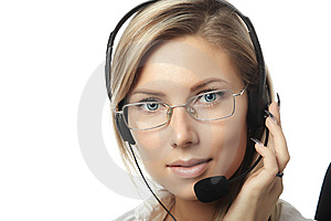 Helpline Stock Photo - Image: 8585580