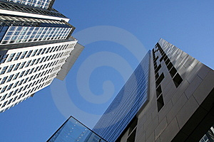 Sydney Skyscrapers Stock Photo - Image: 8585700