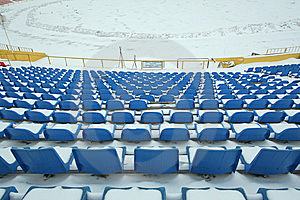 Stadium Royalty Free Stock Photo - Image: 8585765