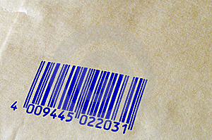 Barcode Royalty Free Stock Photos - Image: 8585898