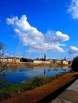 Landscape Of Arno River Stock Photo - Image: 8586820