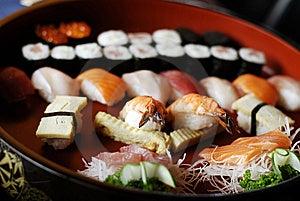 ιαπωνικό γεύμα Στοκ Εικόνες - εικόνα: 8587324