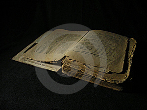Old Book Stock Image - Image: 8587581