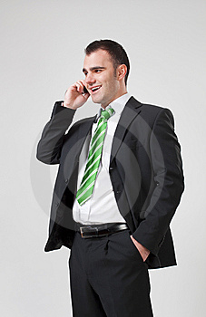 Business Conversaion Stock Images - Image: 8587844